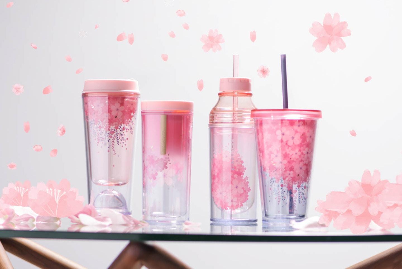"""Starbucks slavi proljeće sa """"Cherry Blossom"""" kolekcijom u omiljenoj bolji milenijalaca"""