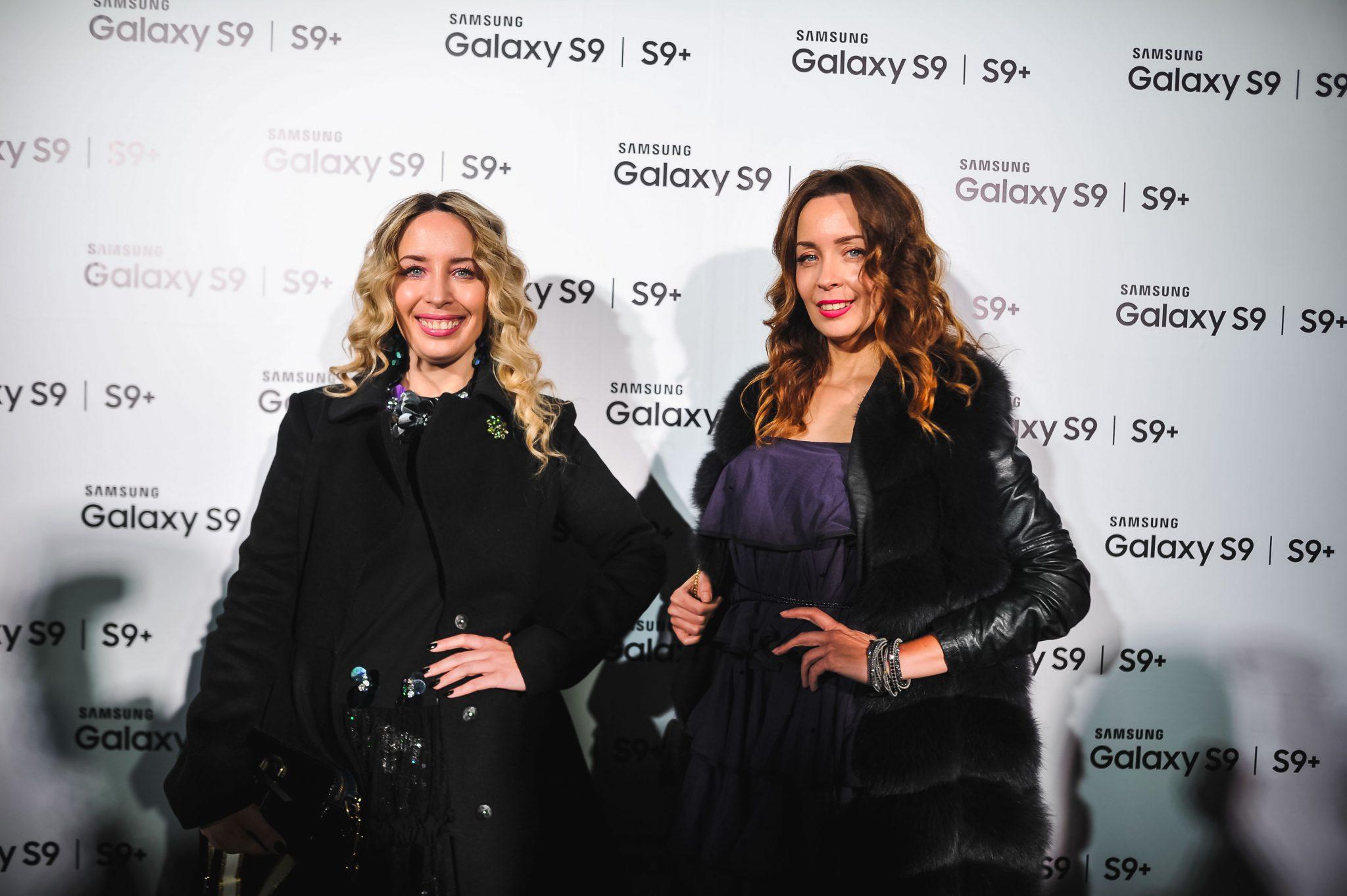 Morana Saračević, Miran Kurspahić i Martina Čičko Karapetrić prvi otkrili novi Samsung Galaxy S9 i S9+