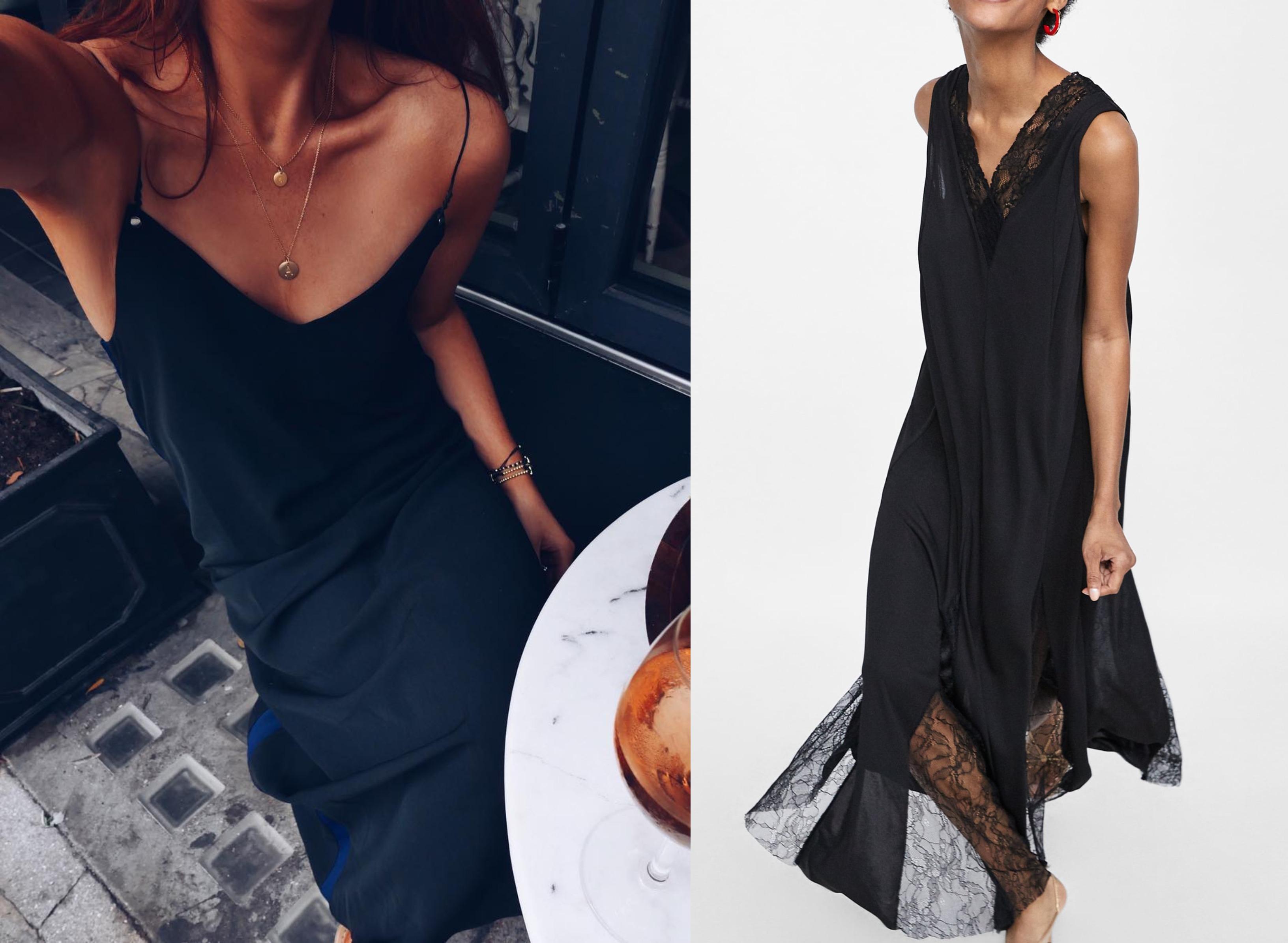 Najljepše crne haljine za toplu sezonu
