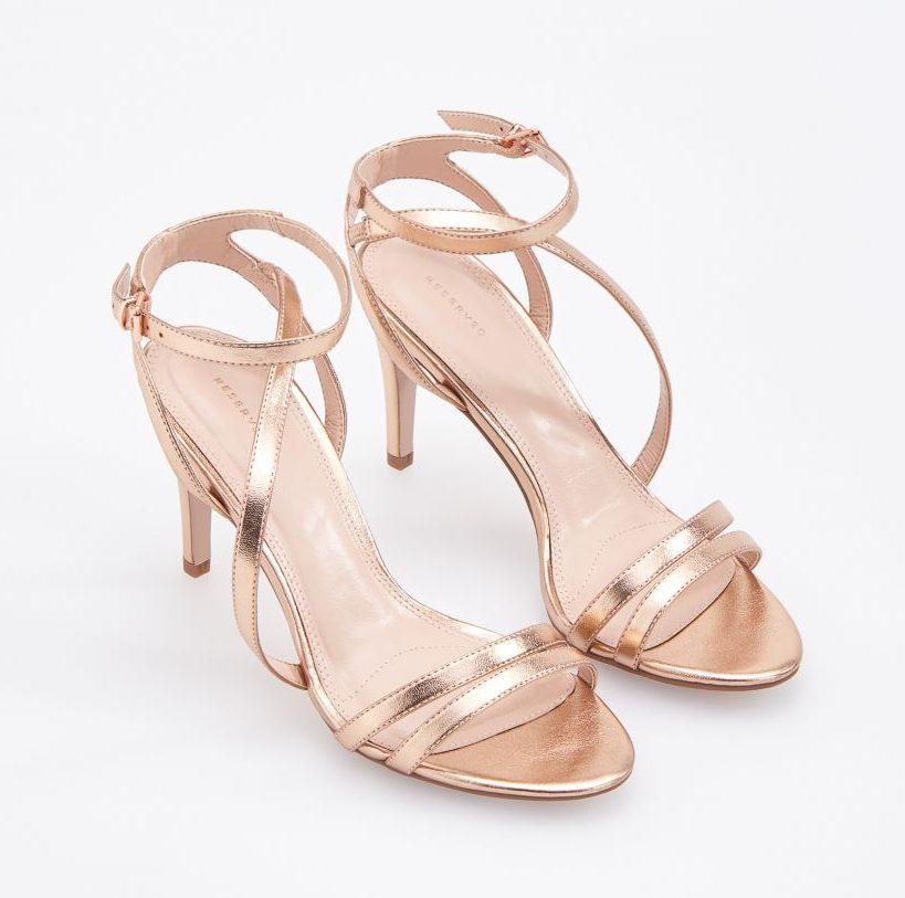 Najljepše nude sandale iz aktualnih kolekcija high street