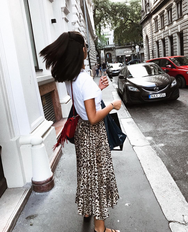 20 novih modela midi suknji iz high street trgovina