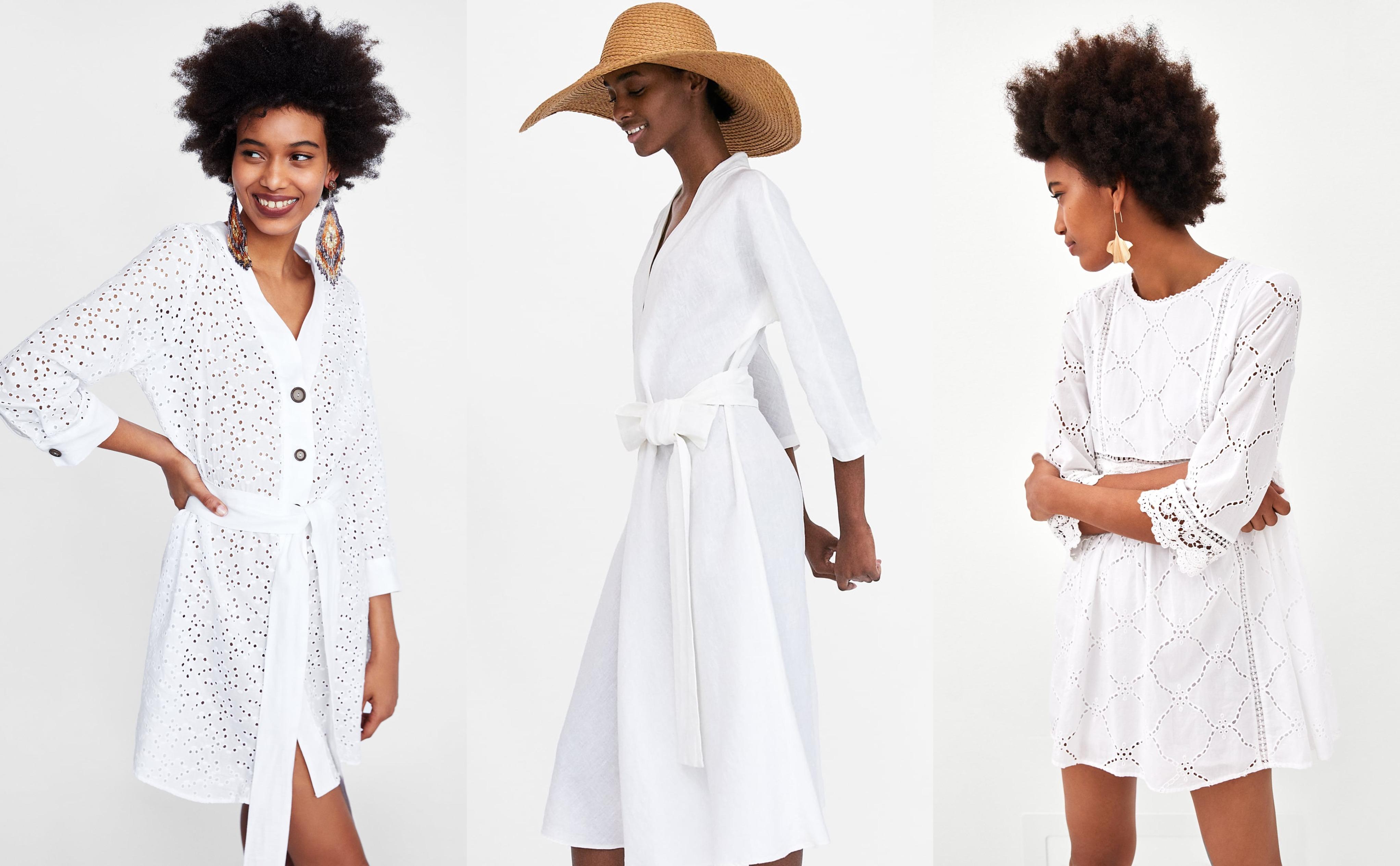 10 bijelih haljina iz Zare u kojima želimo provesti ljeto