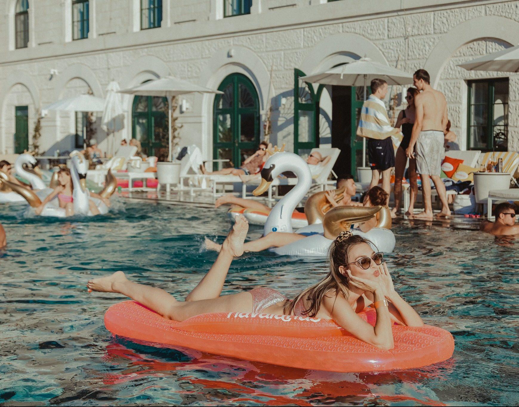 Počinje serija tuluma Candy Shop –Pool Party na najpoželjnijem bazenu na Jadranu!