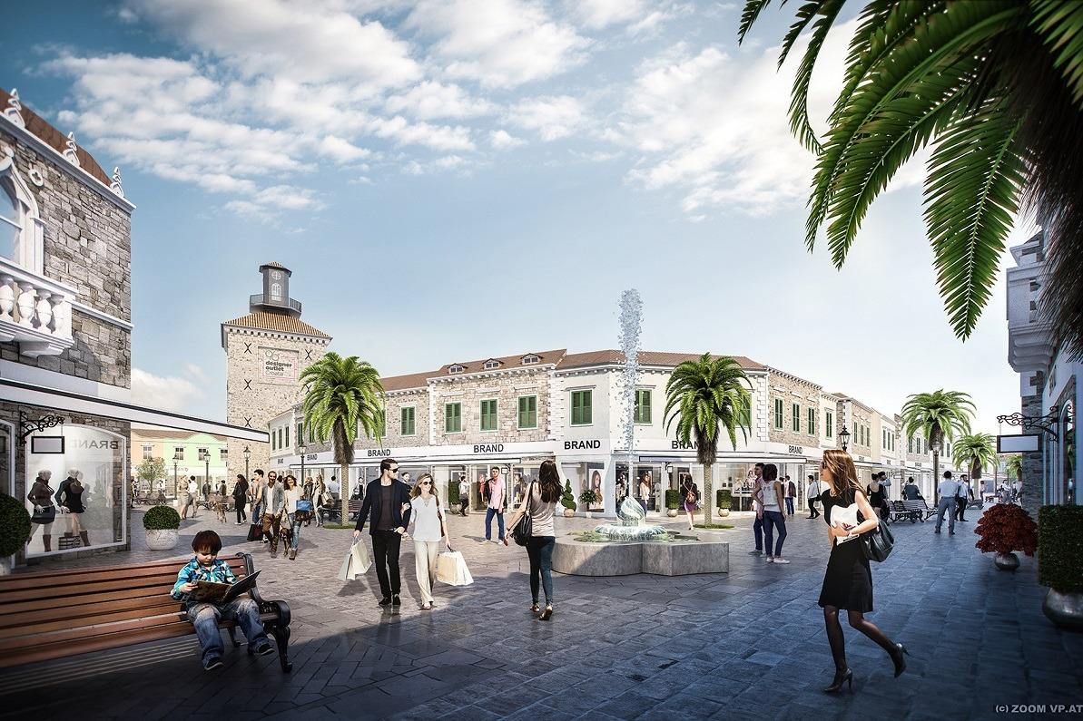 Početkom lipnja se otvara najveći outlet centar u Hrvatskoj!