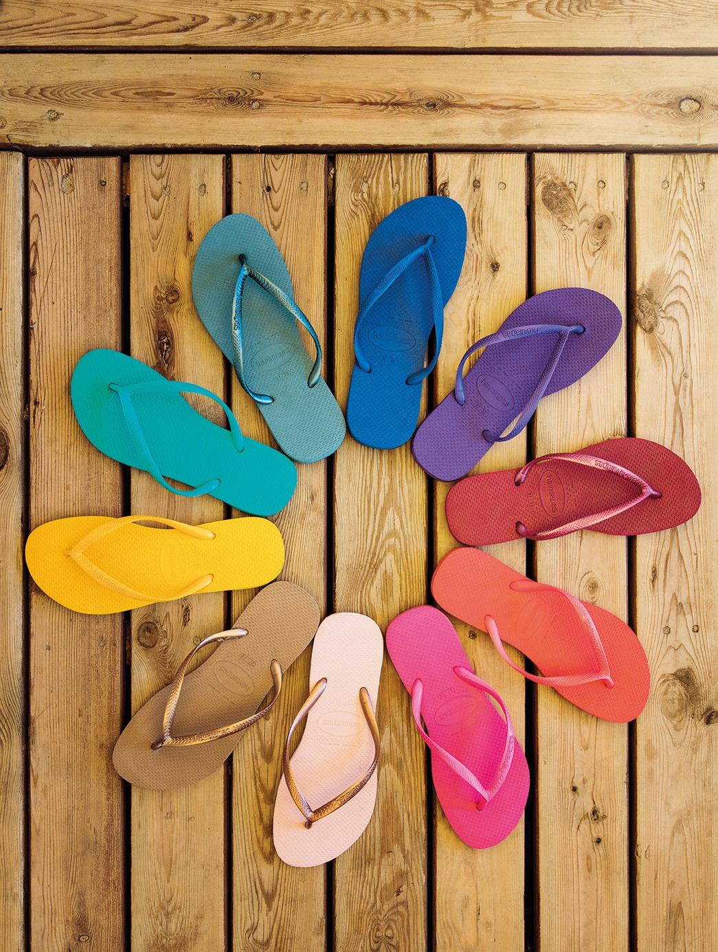 U novoj verziji Havaianasice dolaze u paleti boja koja će zadovoljiti ljubitelje razigranog dizajna
