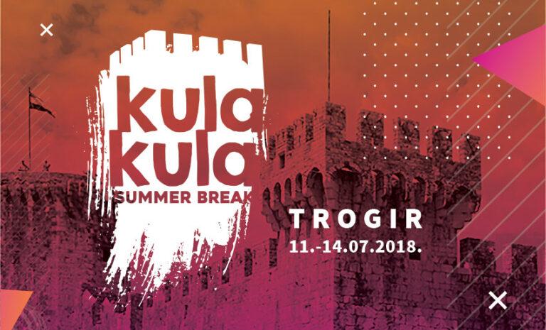 Kula Kamerlengo, ljeto i zalazak sunca! Trogir ima ljetni festival stvoren za uživanciju