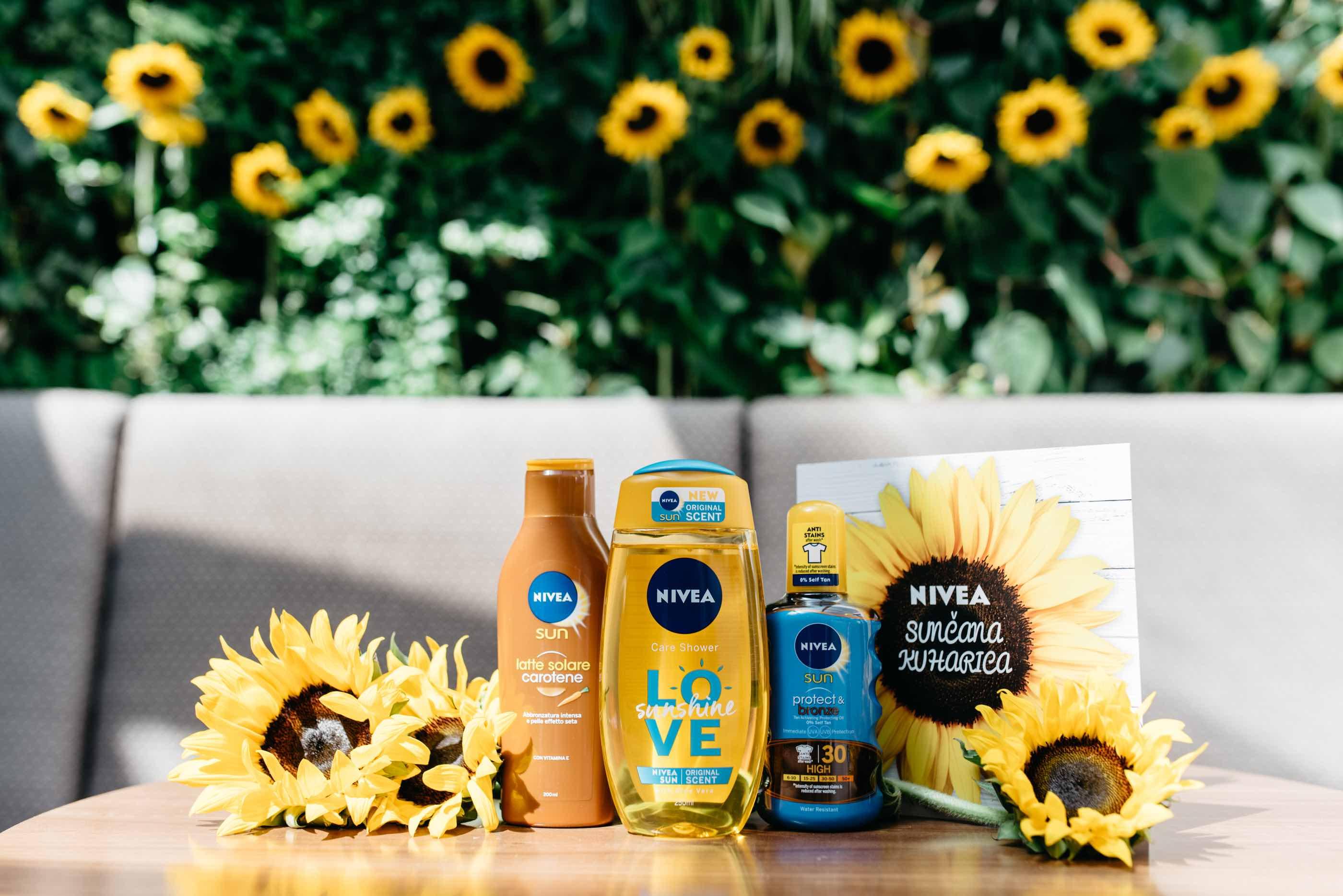 NIVEA predstavila Protect & Bronze liniju za sunčanje