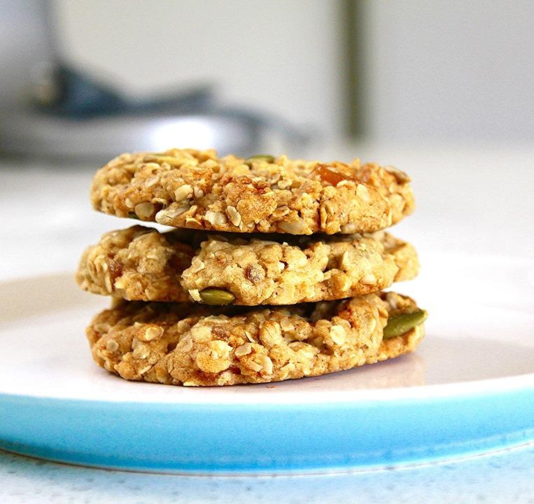 Ukusni keksići s orašastim plodovima