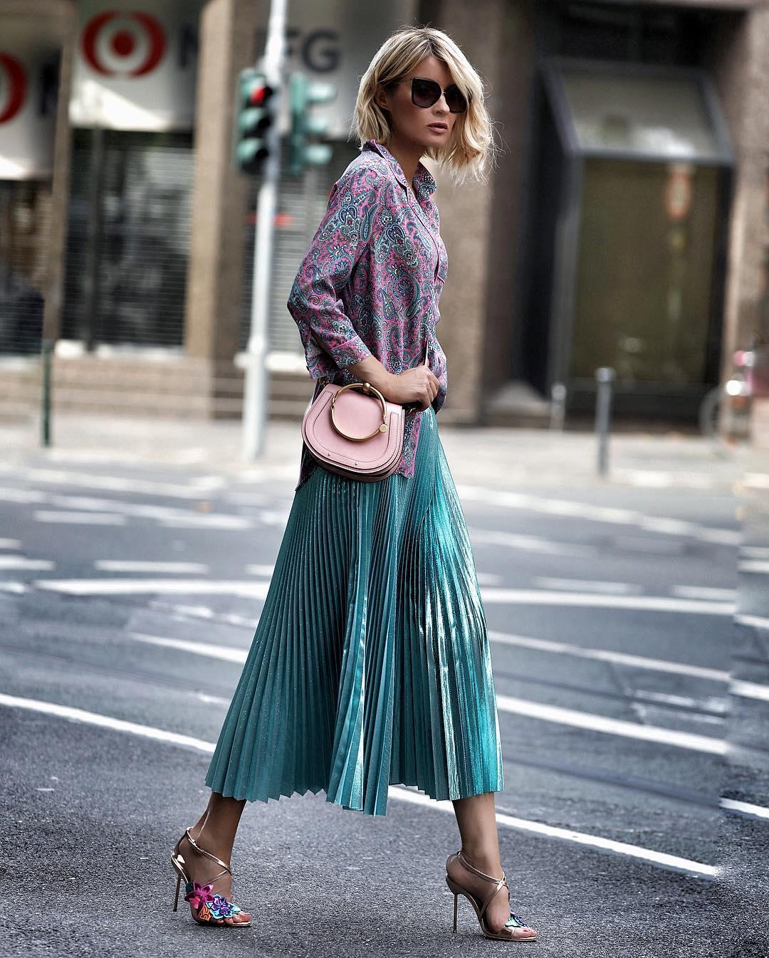 Najljepše plisirane suknje iz novih kolekcija