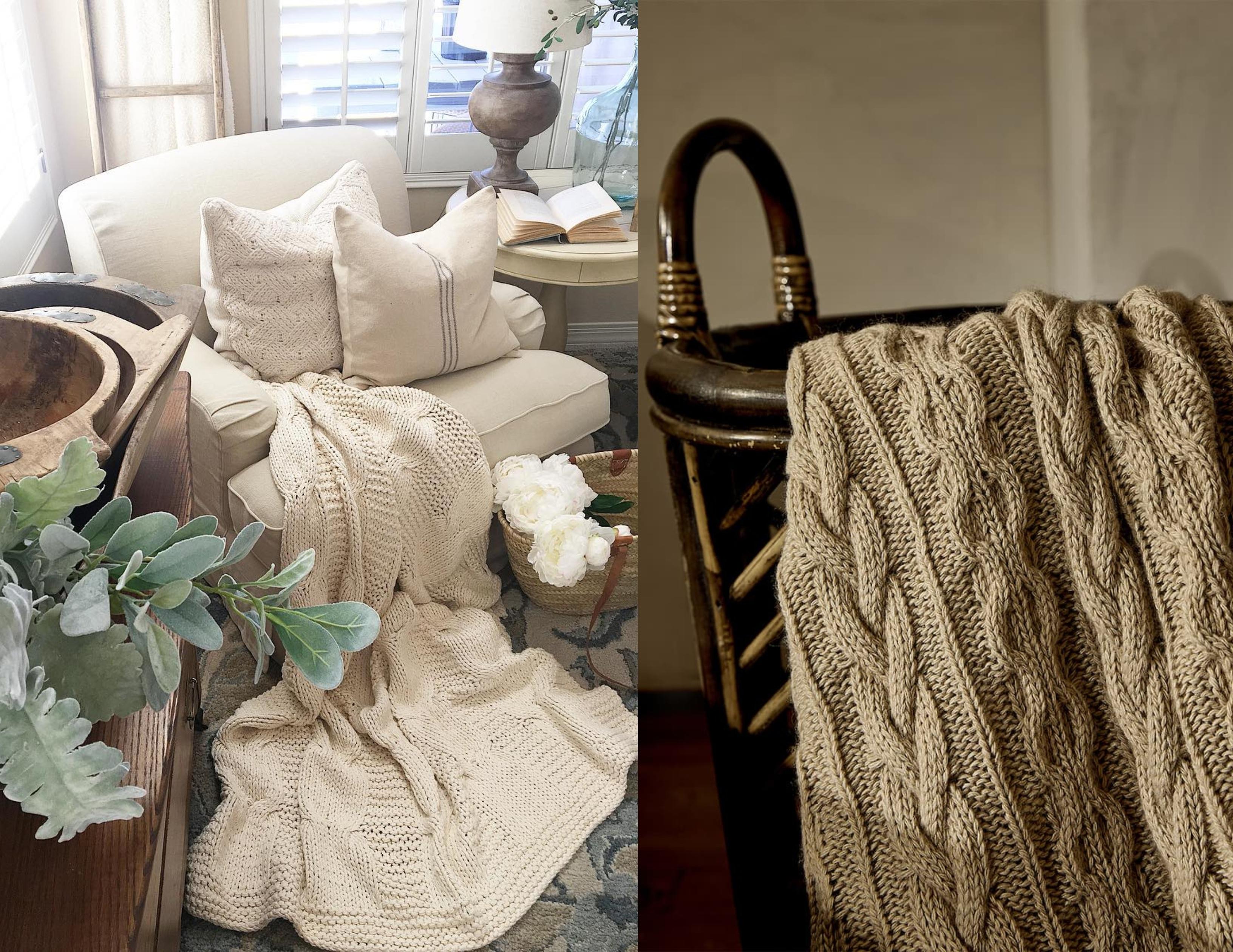 U Zari Home smo pronašli savršene pletene dekice