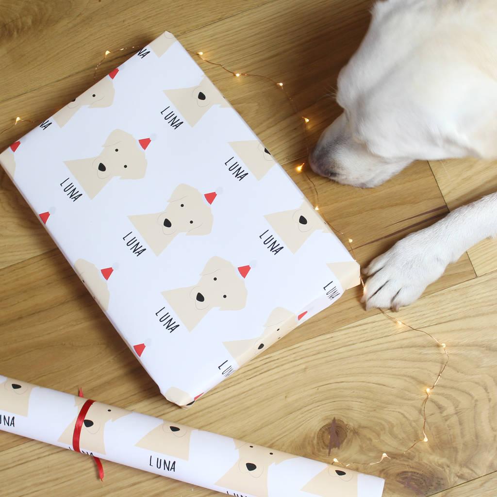 Personalizirani omot sa psićima za najljepše blagdanske poklone