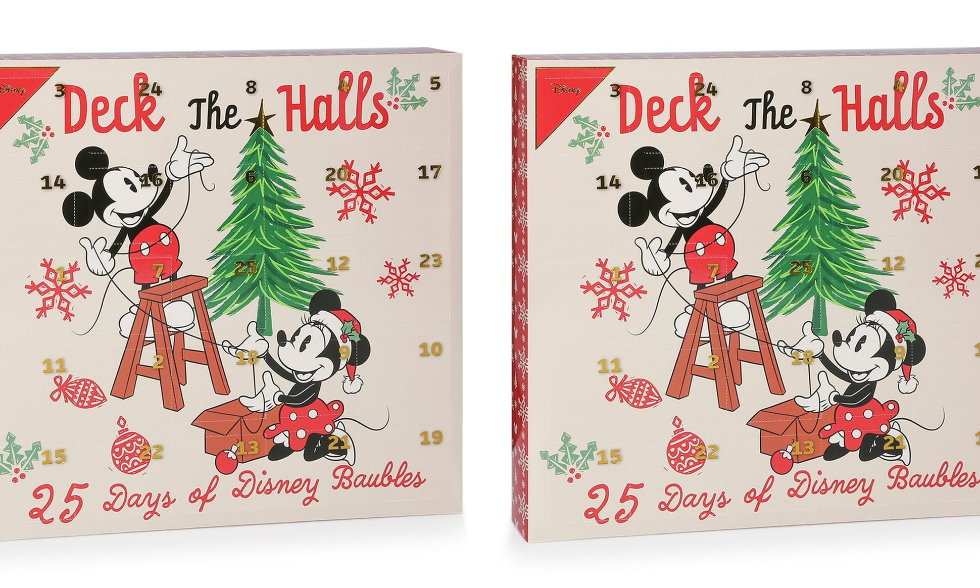 Primarkov adventski kalendar pun je kuglica na omiljene Disney likove