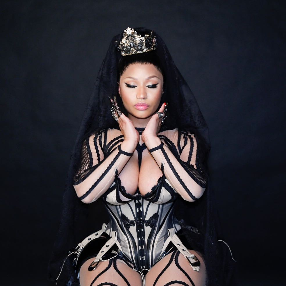 Nicki Minaj opet izabrala dizajn Juraja Zigmana