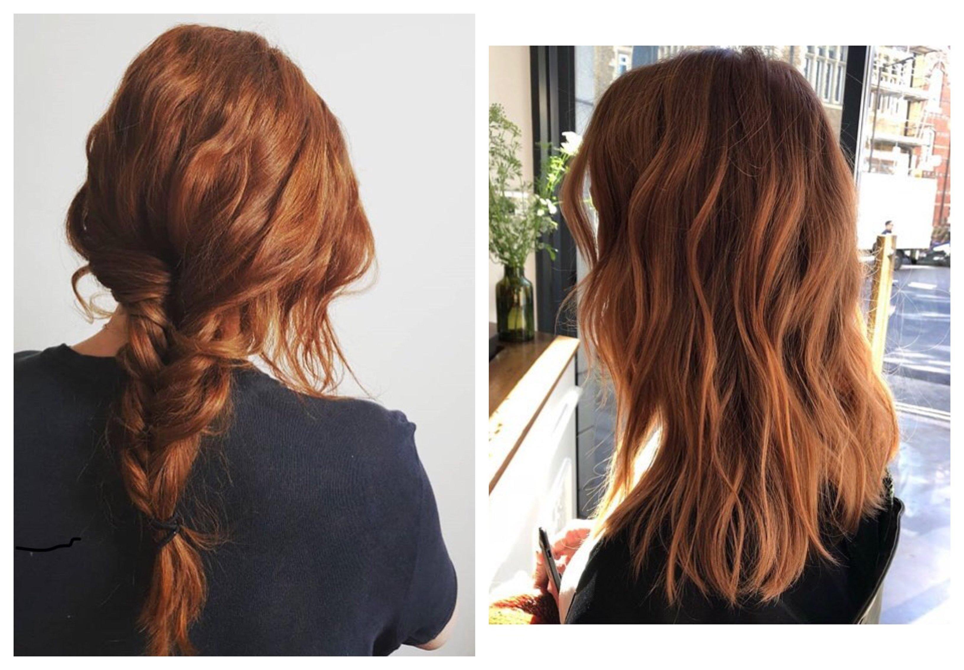Kosa u boji jesenskog lišća novi je hit koji ćete poželjeti iskušati