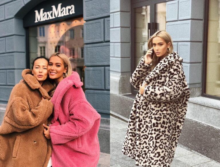 Jeste li znali da kultni Max Marin teddy bear kaput možete nabaviti u pink i tigrastoj verziji?