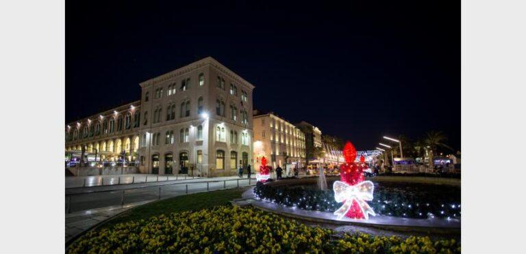 """Advent u Splitu i nezaobilazne """"kućice"""" – grad pod Marjanom ima jako atraktivan program!"""