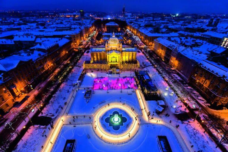 Advent u Zagrebu počinje 1. prosinca, dodane su i nove lokacije!