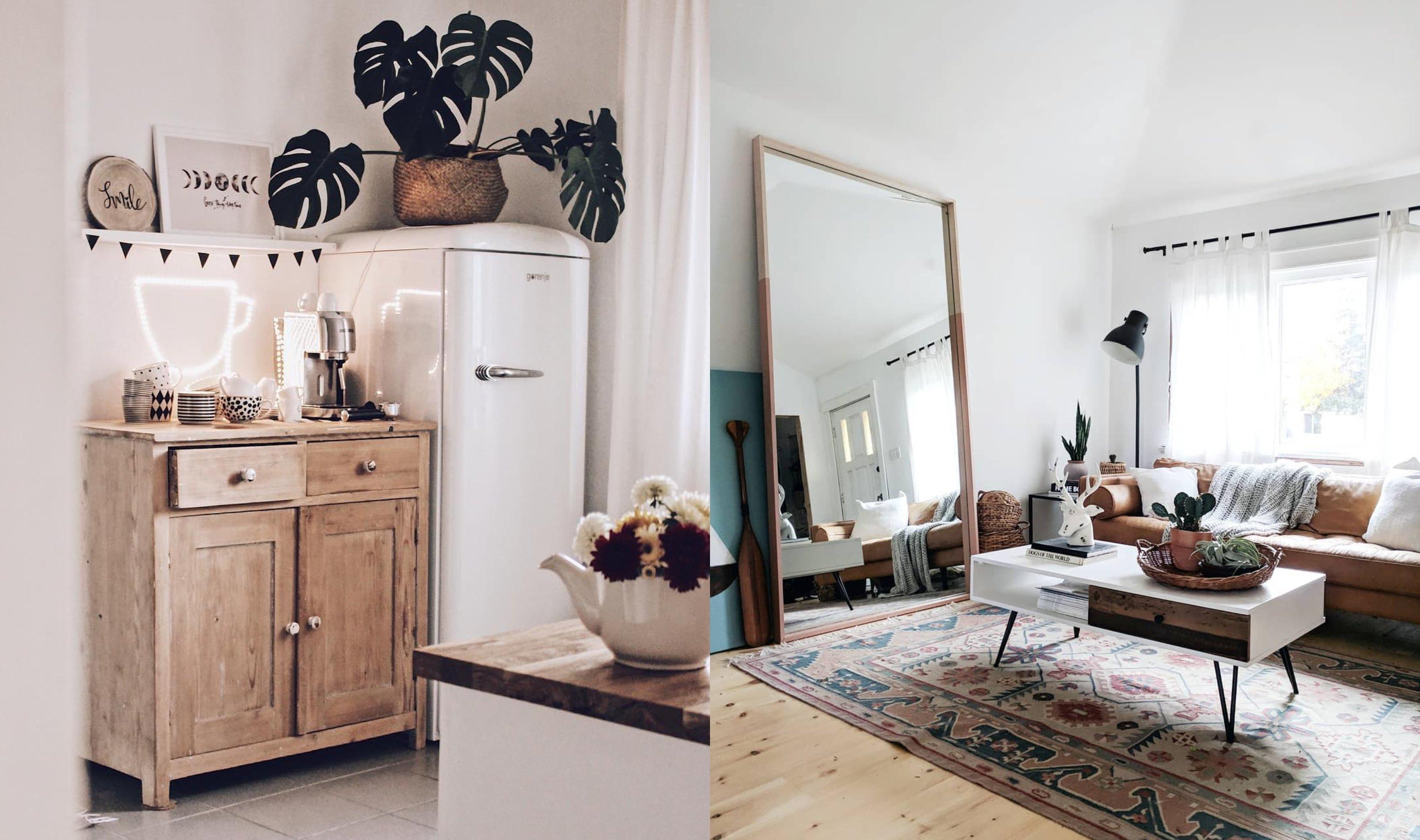 Ne bacajte stare komode i stolice! Retro namještaj daje posebnu vibru vašem domu