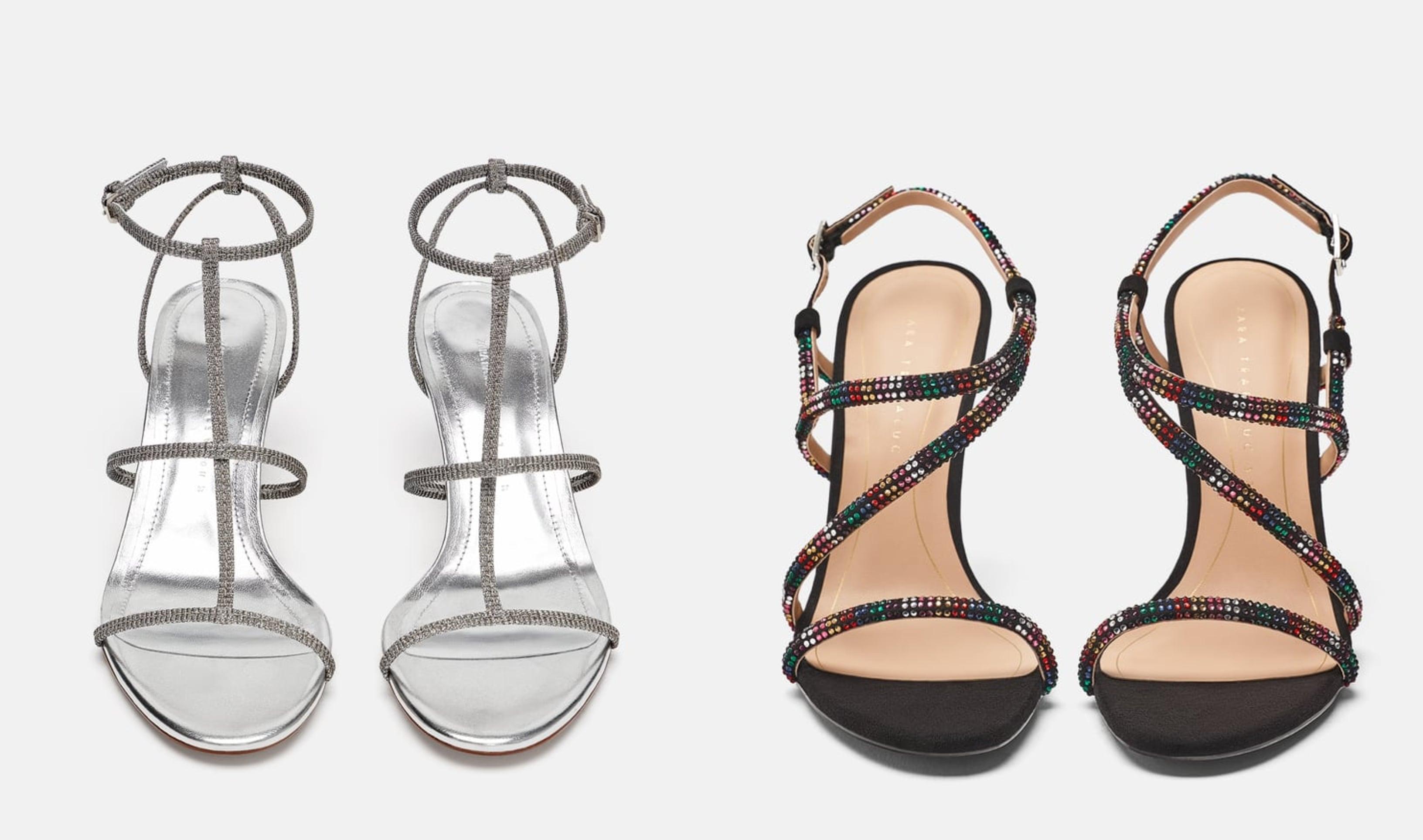 Ove sandale će odlično funkcionirati uz svečane outfite