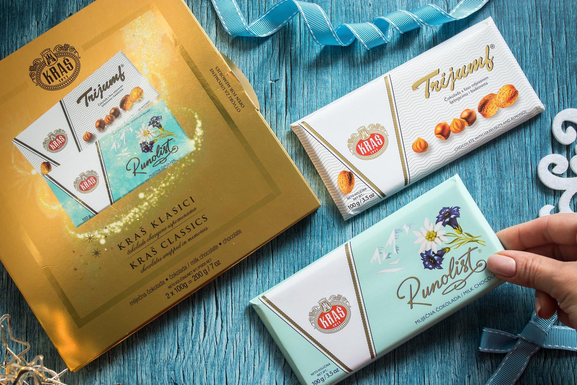 Kraš u svoju ponudu vratio dvije kultne čokolade!