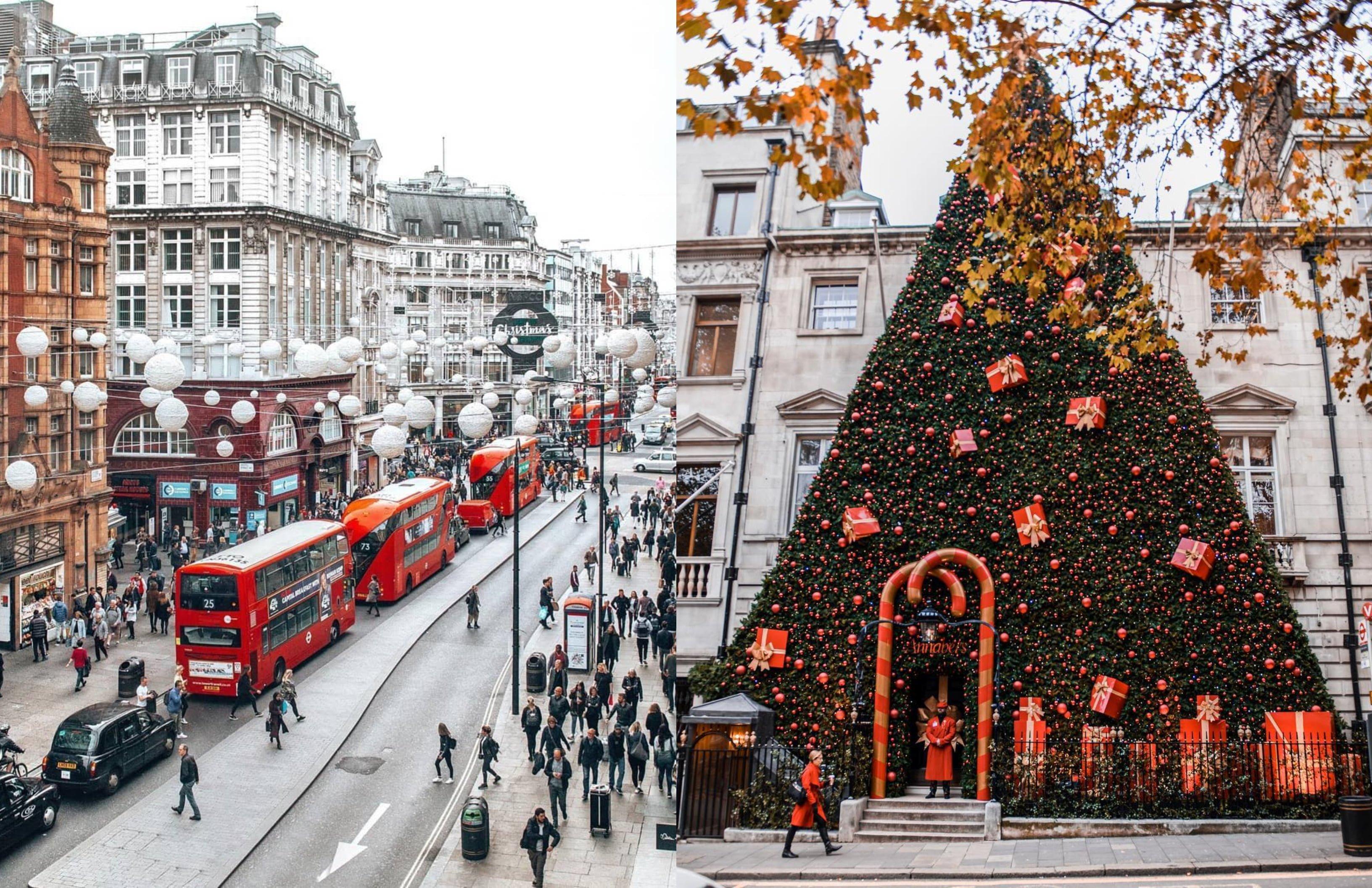 Magični prizori Londona u adventsko vrijeme natjerat će vas da odmah rezervirate avionsku kartu