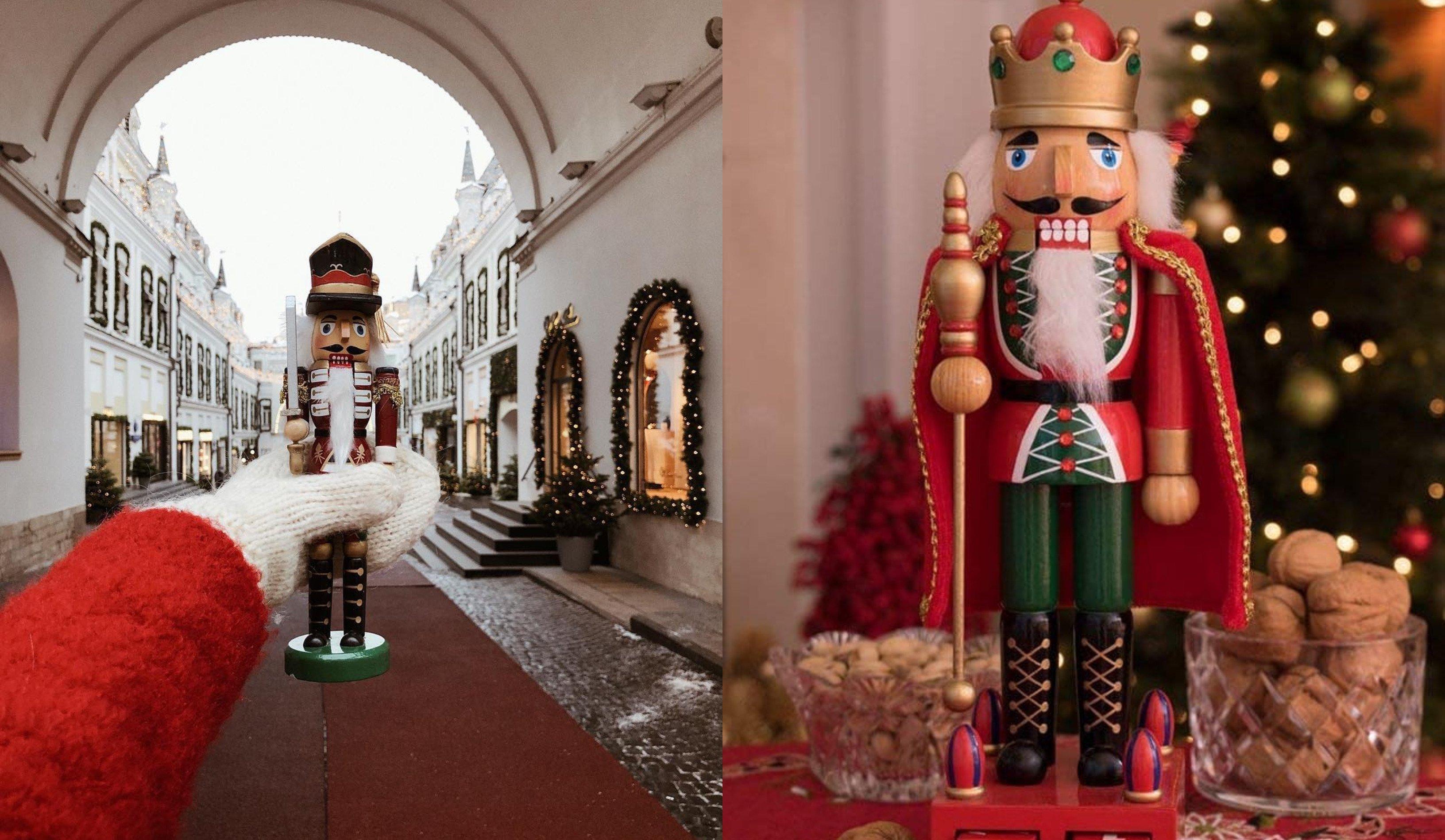 Figura Orašara trenutno je najpoželjniji blagdanski dekor