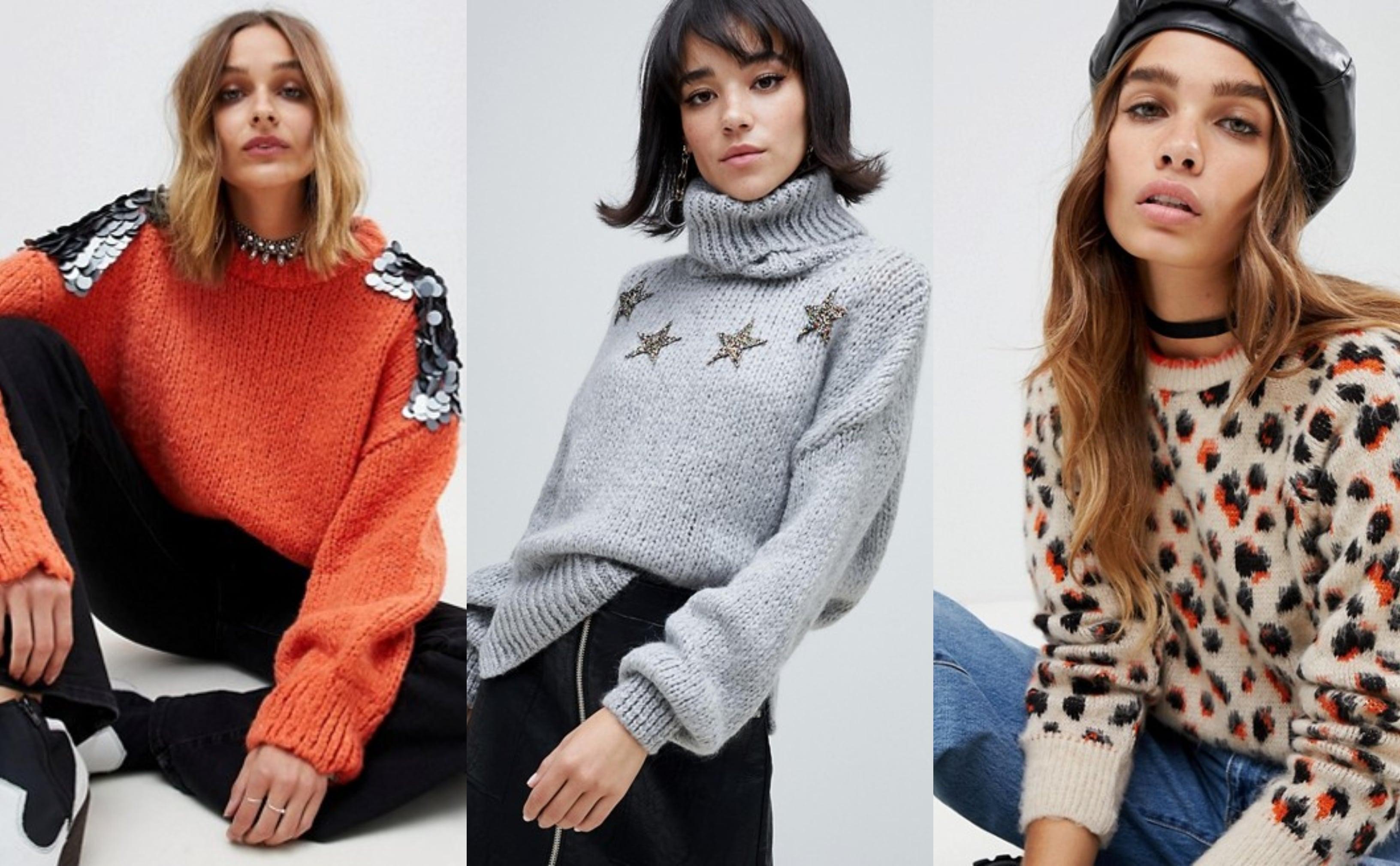 Džemperi s Asosa koje volimo ove zime