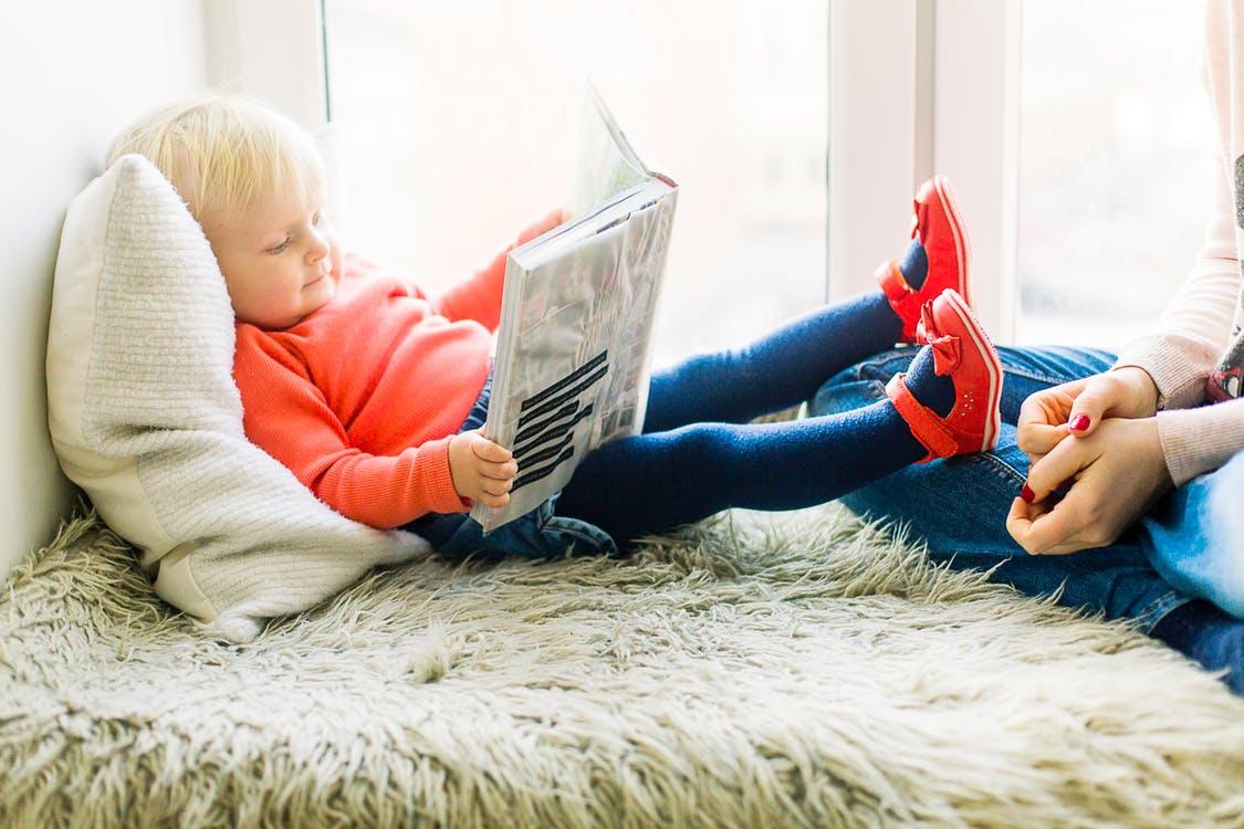 Kako odgojiti dijete koje će obožavati knjige i čitanje?