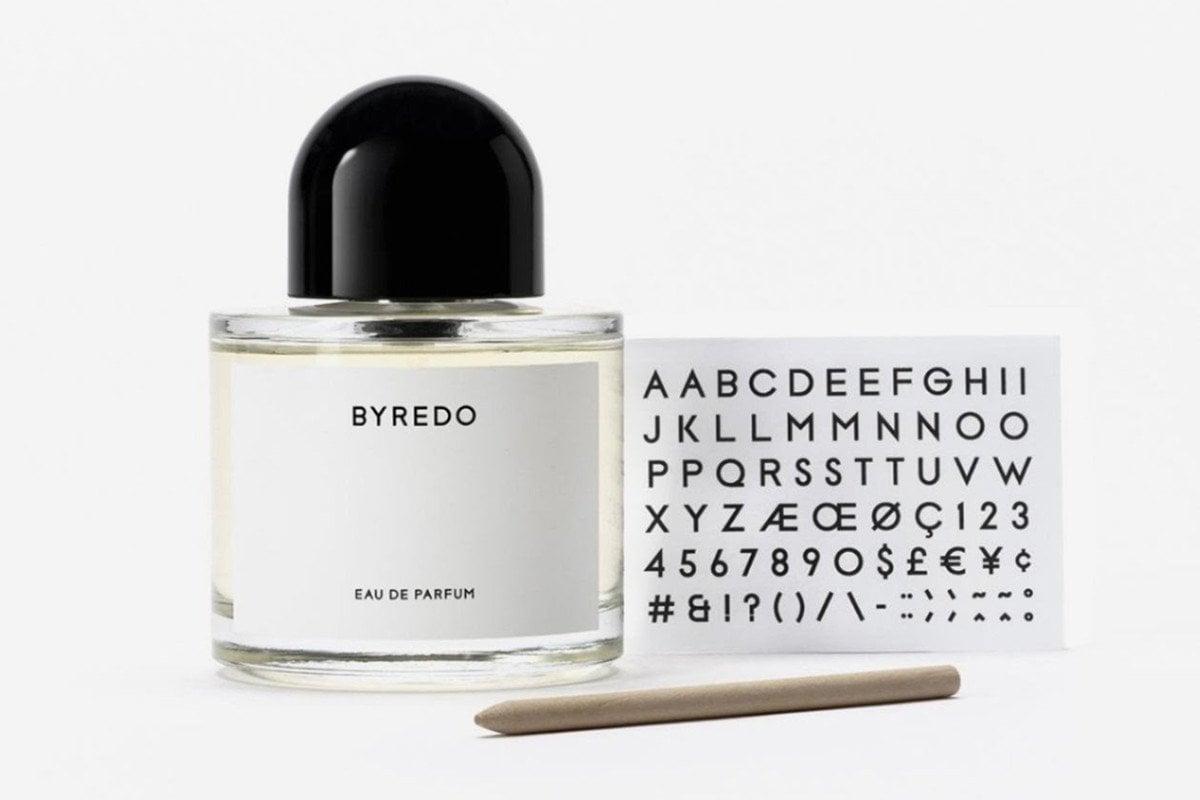 Posljedni parfem iz Byreda dopušta vam da sami kreirate svoju bočicu