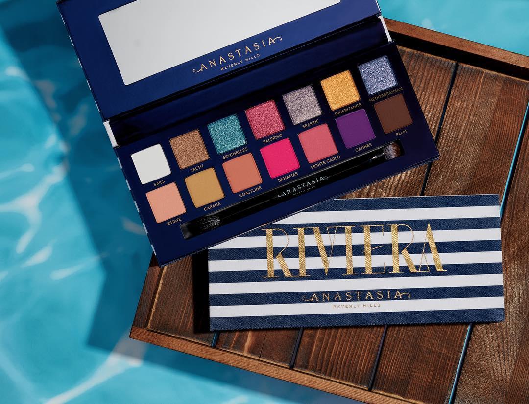 Anastasia Beverly Hills ima novu paletu s bojama koje prizivaju more, toplo vrijeme i uživanciju