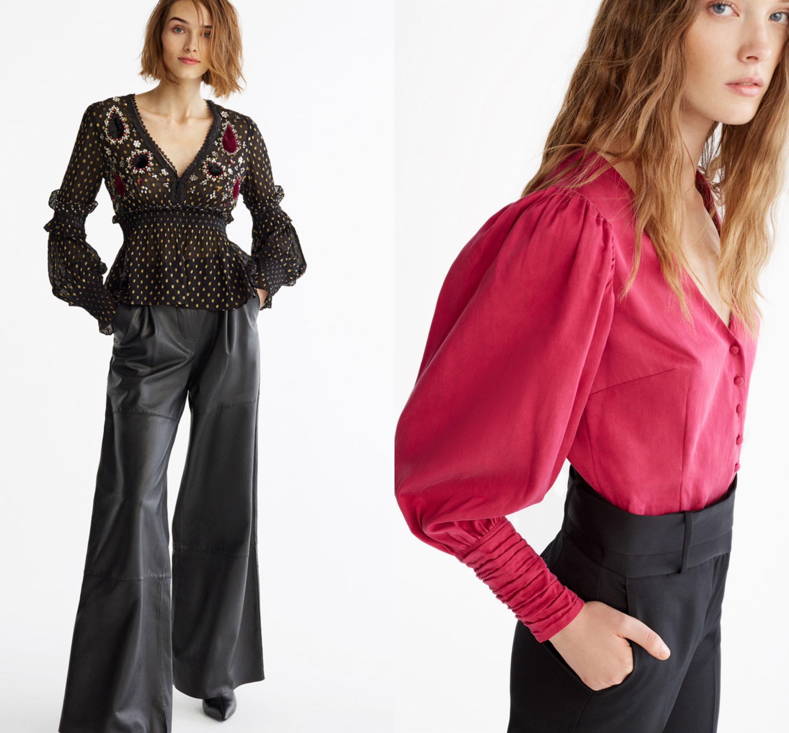 Košulje i bluze iz high street ponude koje čine razliku