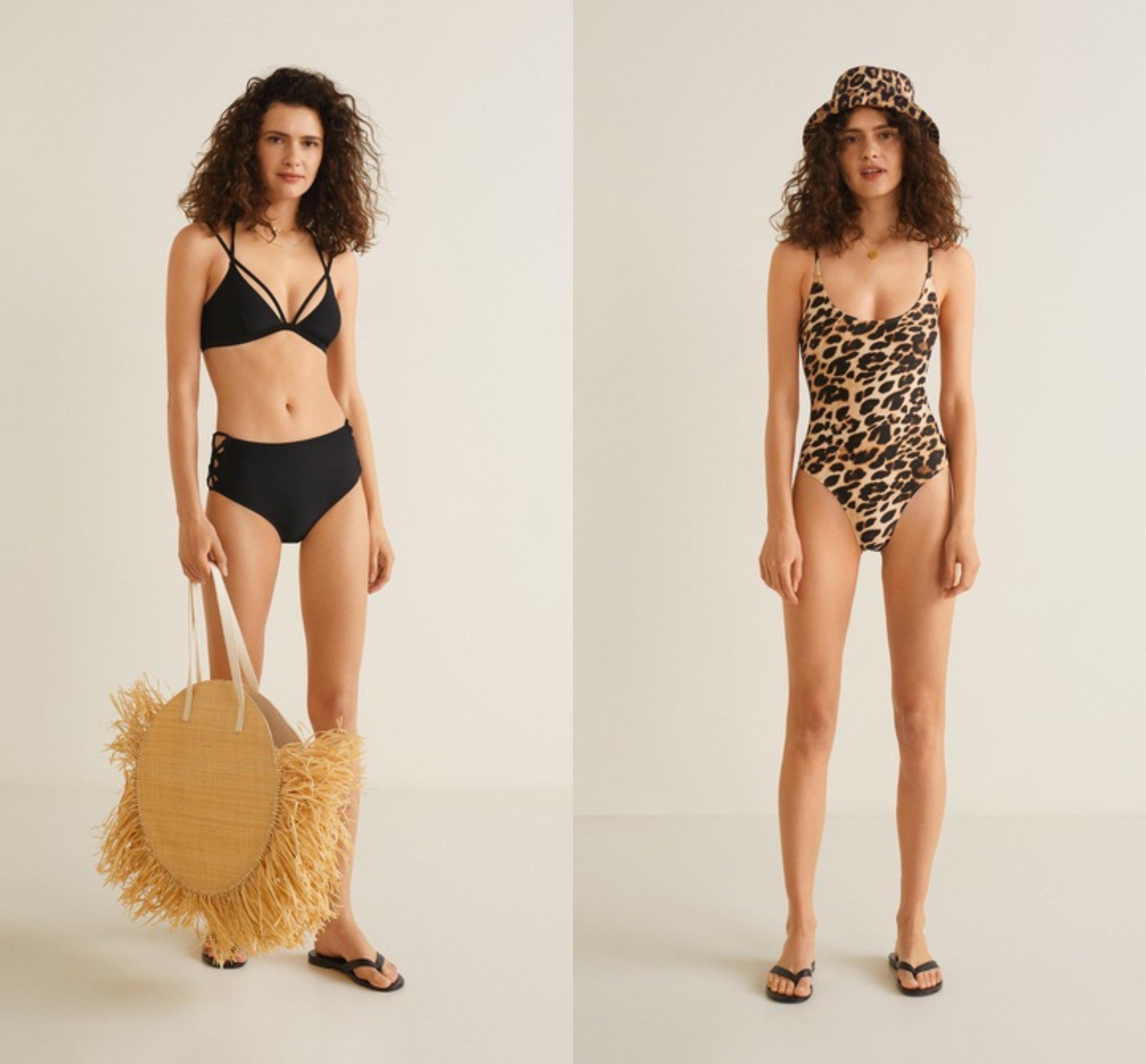 Mango predstavio prve modele kupaćih kostima za ovu sezonu