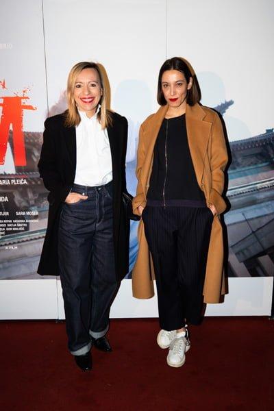 Ivana Antunović Jović i Marina Scotti Dedić