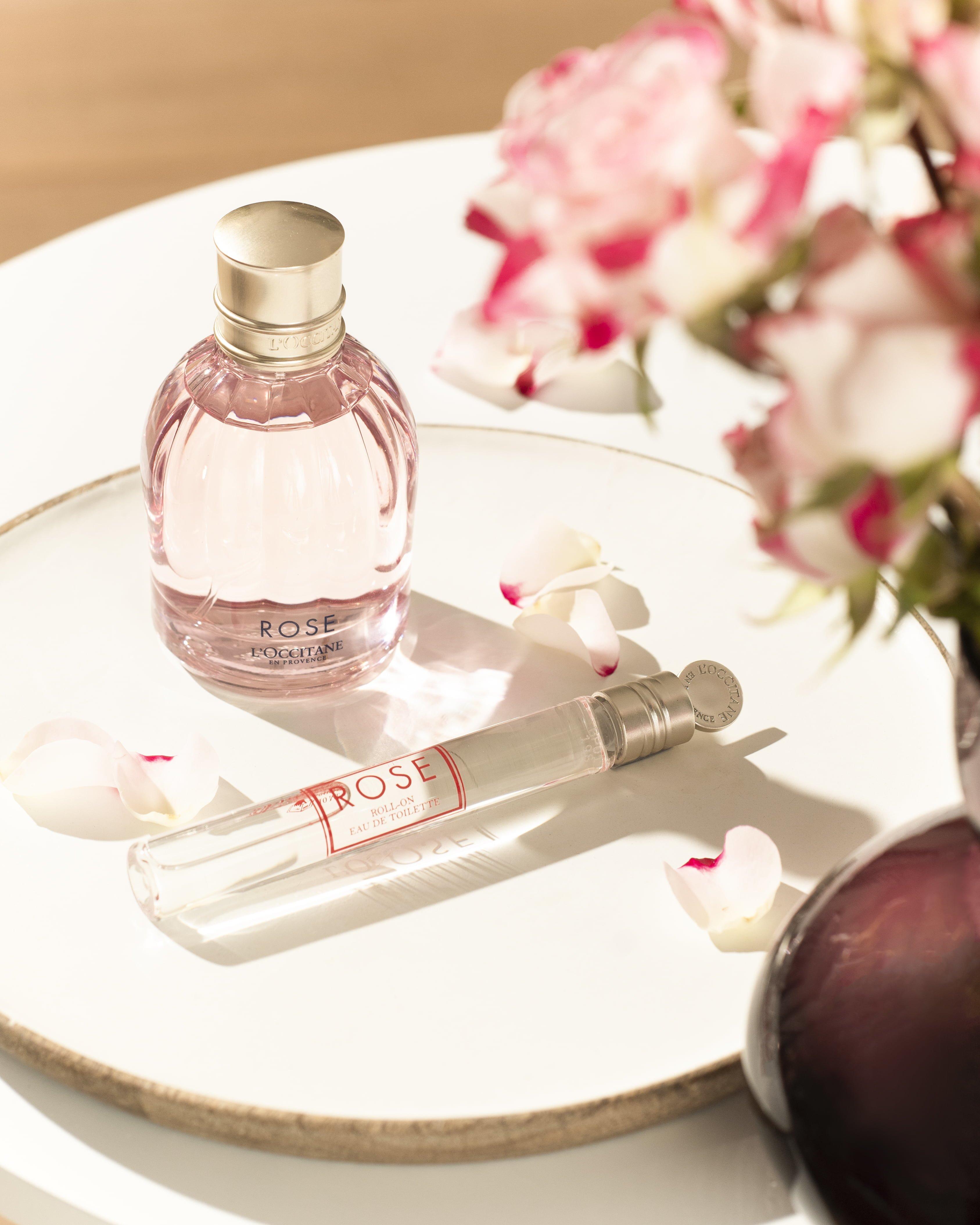 Novi parfem na bazi ruže iz L'OCCITANE-a dopušta vam da budete kreatori svog mirisa