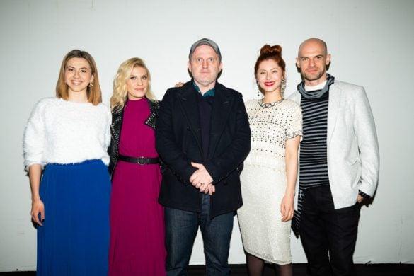 Sara Mosera, Katarina Baban, Dario Pleic, Judita Frankovic Brdar i Mislav Cavajda