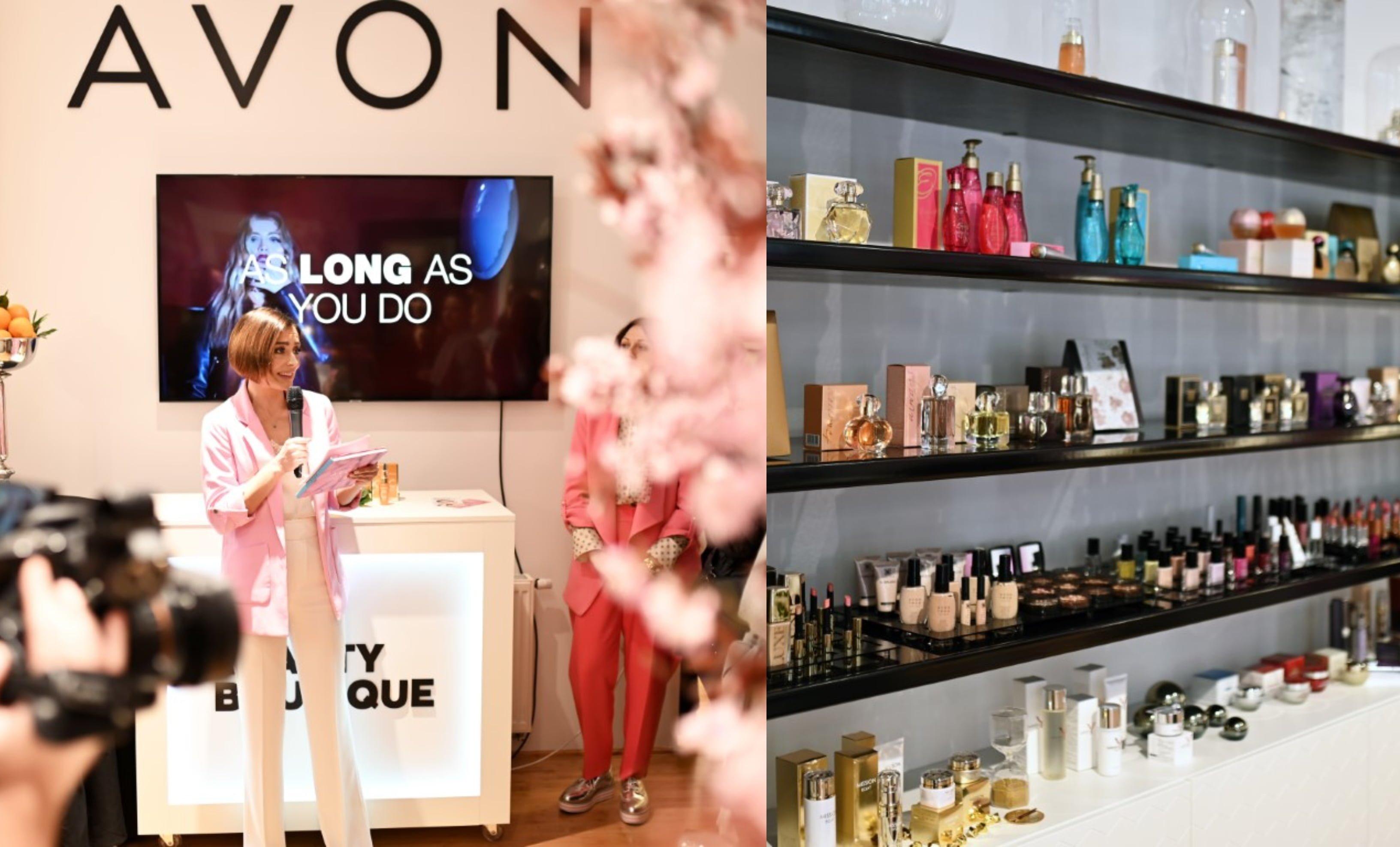 U Zagrebu otvoren AVON Beauty Boutique