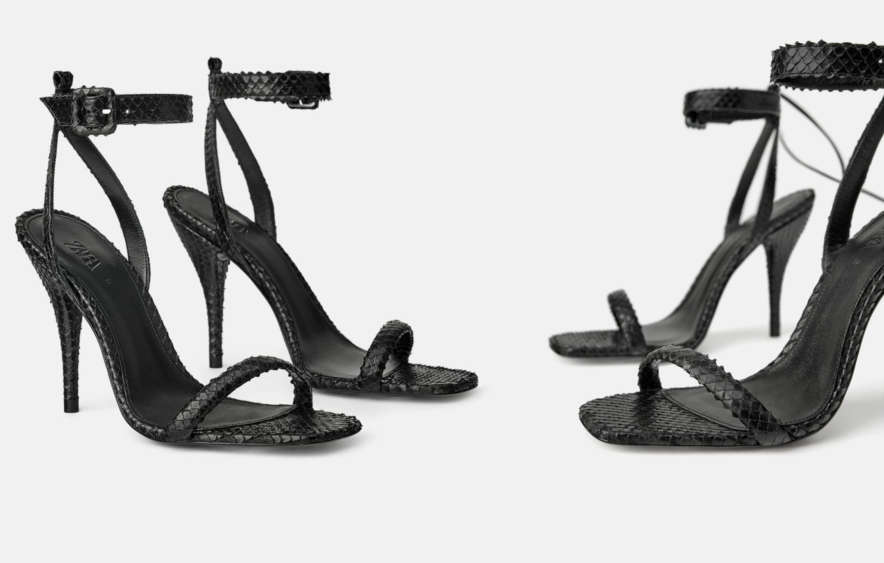 Kožne sandale iz Zare koje su nam privukle pažnju