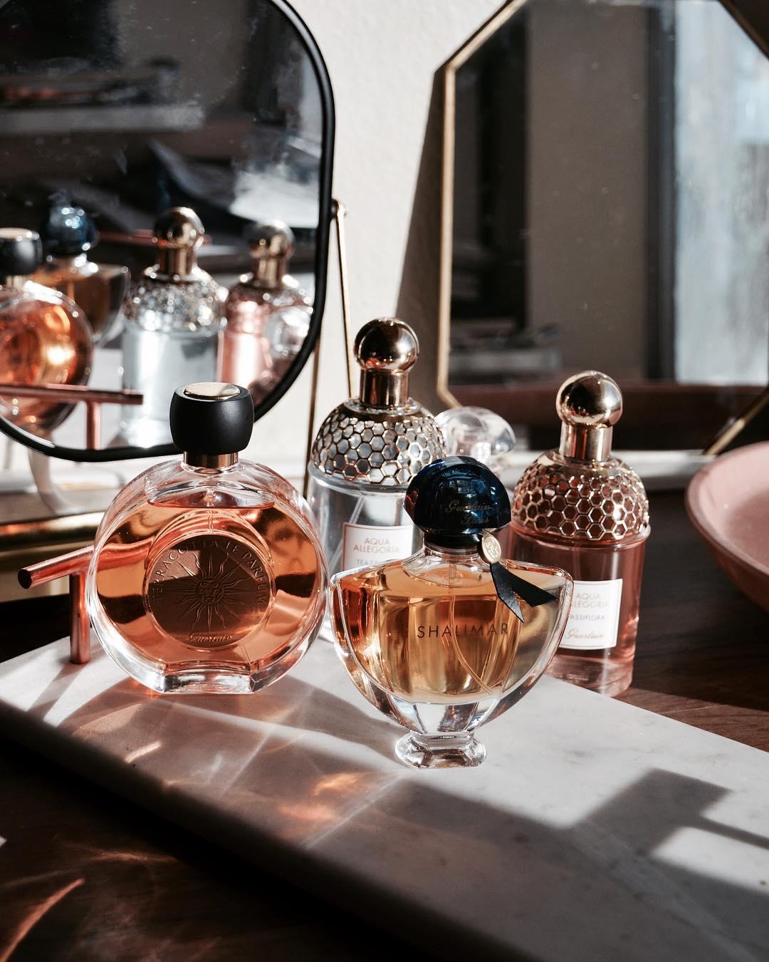 4 mjesta na koja biste trebali stavljati parfem