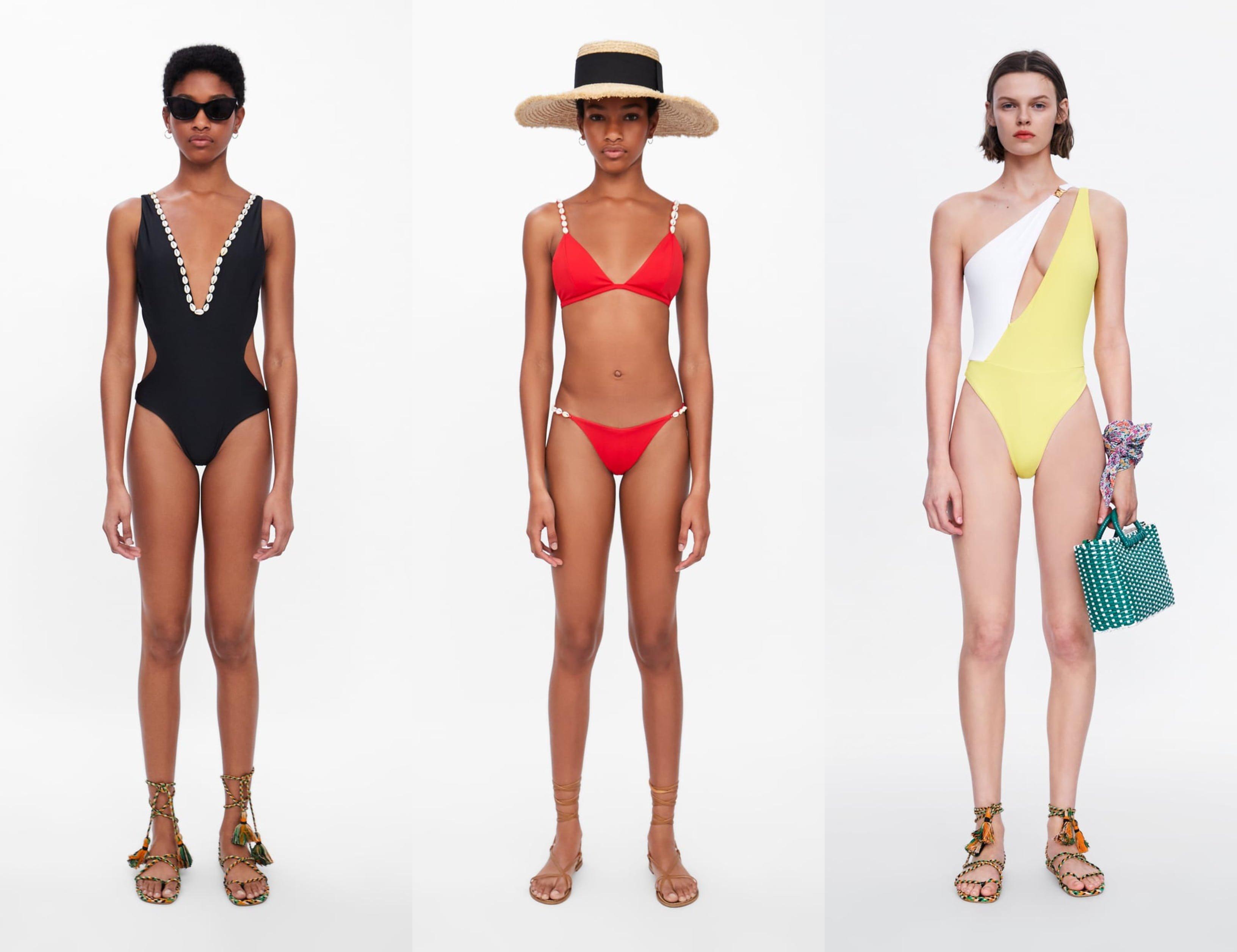 Zara ove godine ima fantastične modele kupaćih kostima!