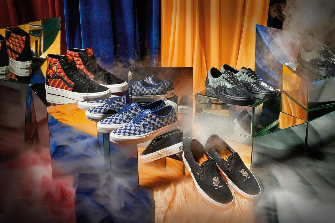 Vans najavio kolekciju tenisica i odjeće s motivima iz Harryja Pottera