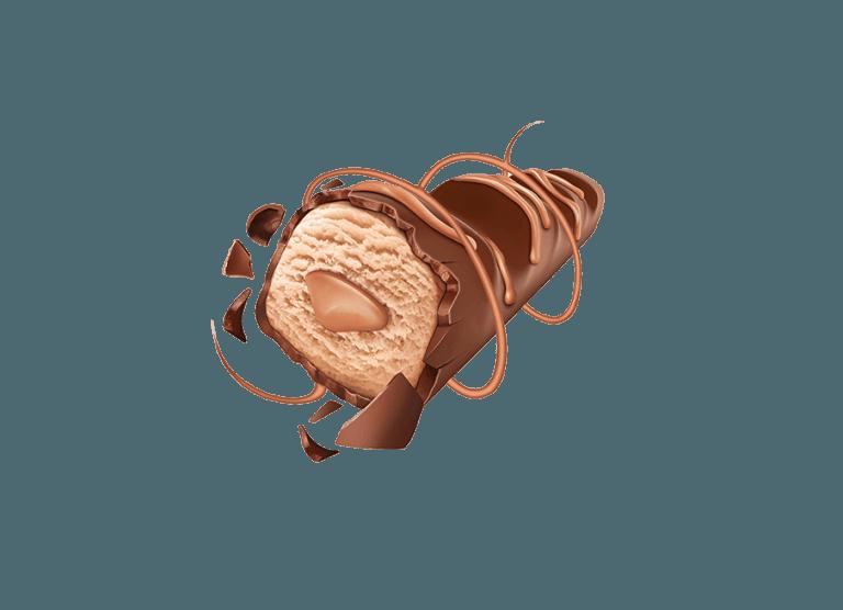 Baš kao i Snickers, Mars i Twix, Kinder Bueno čokoladica ima svoju sladolednu verziju
