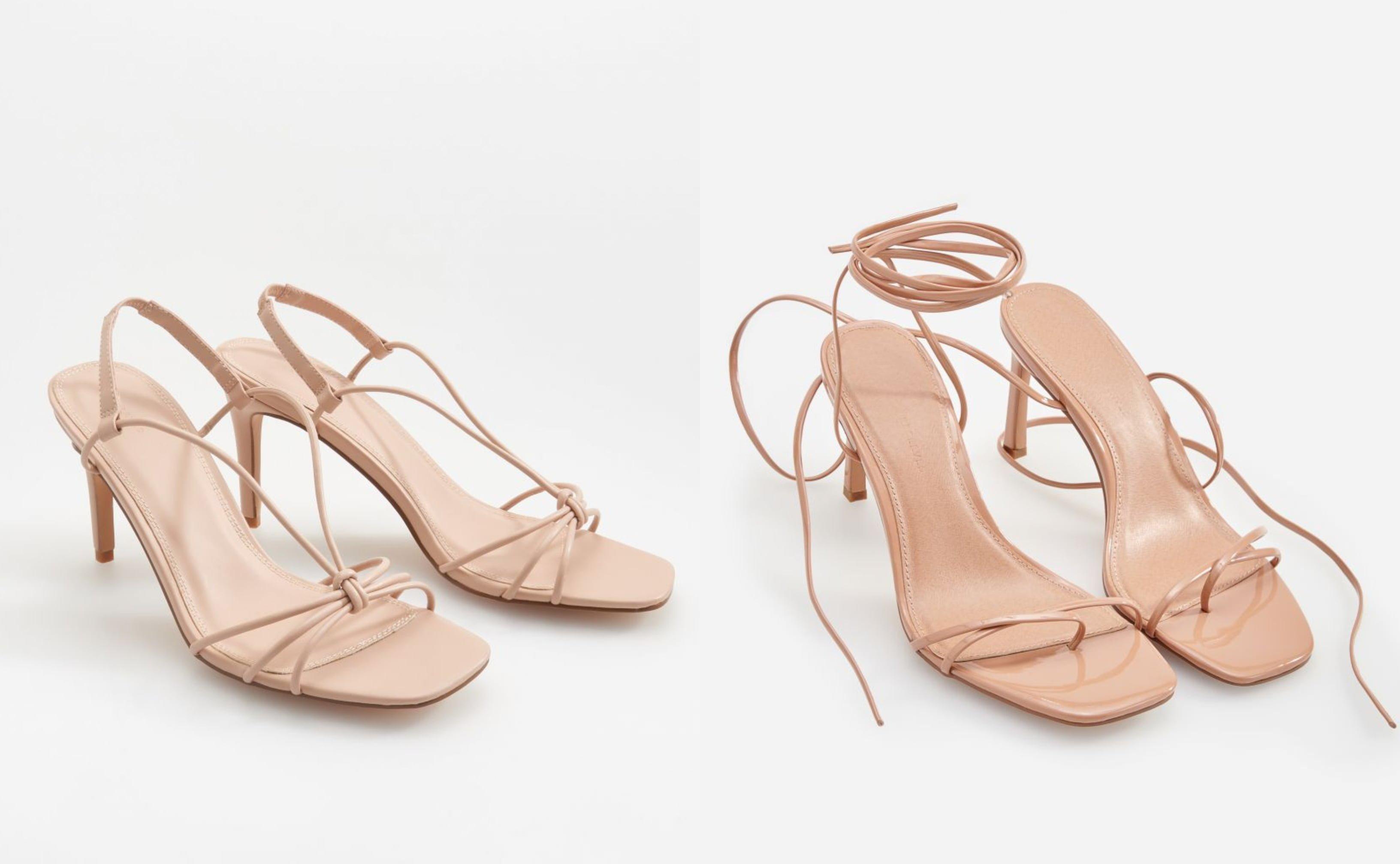 Najljepše nude sandale iz aktualnih kolekcija high street brendova