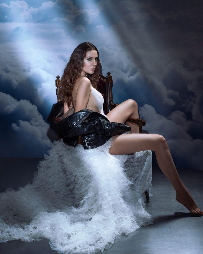 Tatjana Dragović se vratila ulozi modela za kolekciju vjenčanica Marko Grubnić x Mia Couture