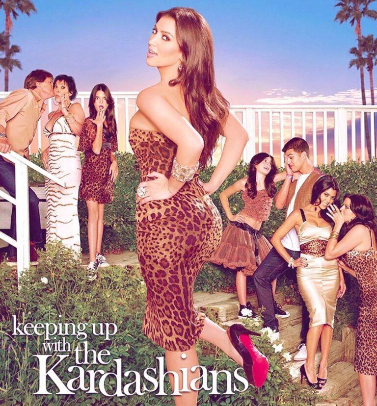 Završava show Keeping Up with the Kardashians!