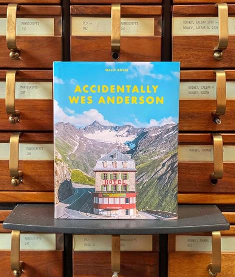 """Putujte svijetom kroz knjigu """"Accidentally Wes Anderson"""" koja vas vodi na mjesta neopisivog šarma"""