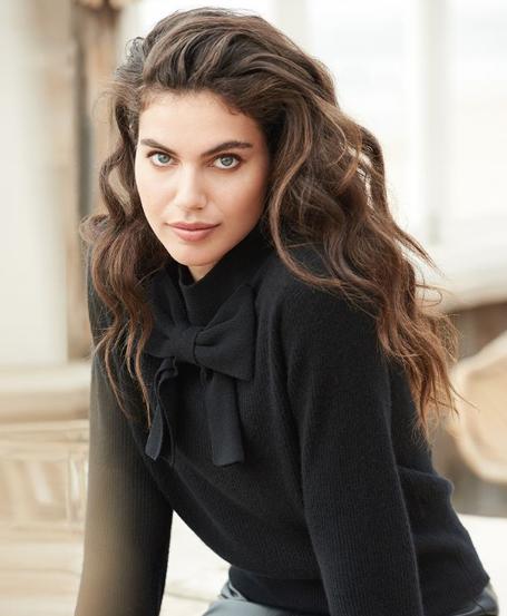 Topli high street puloveri s najslađim detaljem – mašnom