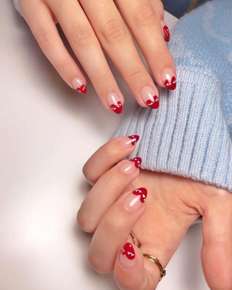 Valentinovo je pred vratima, a uz ove manikure ljubav možete nositi i na noktima