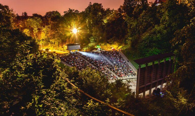 Jedna od najljepših zagrebačkih pozornica na otvorenom kreće s filmskim noćima