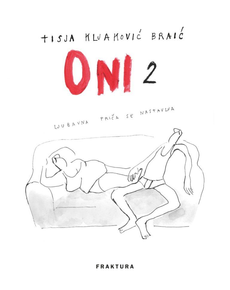 """U prodaju stižu """"Oni 2"""", omiljeni crtano-literarni bračni par koji je oduševio domaću javnost"""